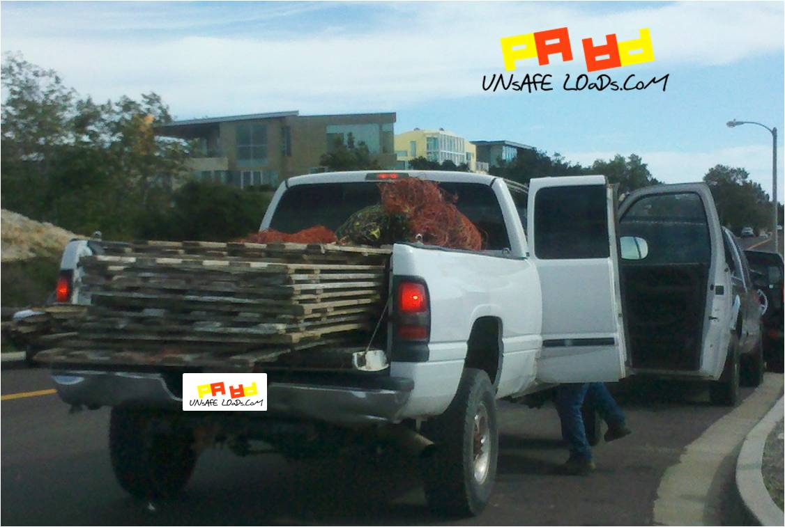 Loading an Unsafe pickup
