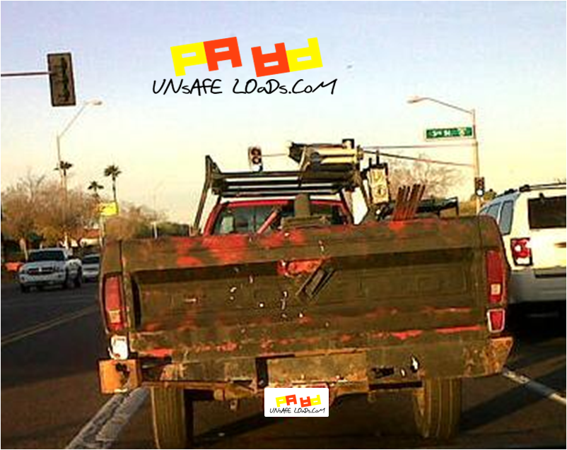 Unsafe trucking in Arizona